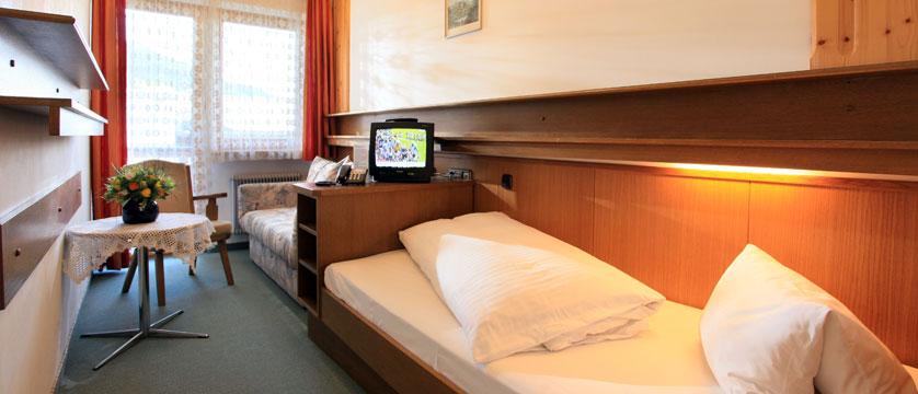 Hotel Briem, Westendorf, Austria - Single bedroom interior.jpg